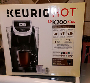 Keurig 2.0 brand new. $100