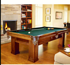 Brunswick Buckingham Pool Table