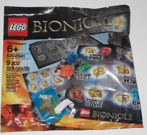 LEGO Bionicle Hero Pack Polybag 5002941 - NEW and UNOPENED