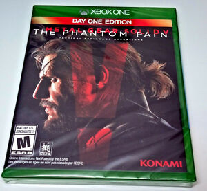 Metal Gear Solid V: The Phantom Pain - Xbox One (sealed)