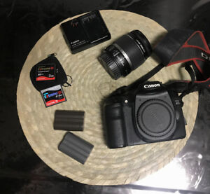 Canon 40D with Canon EF-S 18-55mm IS - Mint Condition