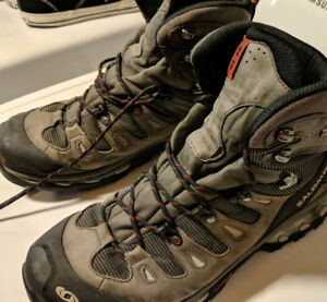Men's Salomon backpacking boots - Great Condition