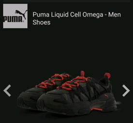 Puma walking shoes trainer Liquid Cell Omega