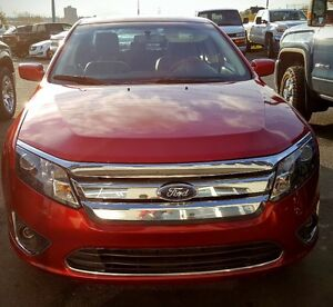 "2012 Fusion SEL- PRICE REDUCED!! Lthr,Moonrf,Heatd Sts,18"" Whls"