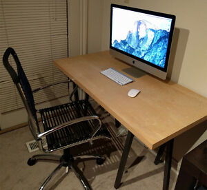 west elm desk and eq3 office chair