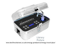 Airnergy Travel Plus Oxygen Therapy System