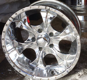 Helo Chrome Rims