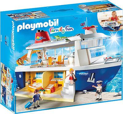 "PLAYMOBIL® family fun  6978   "" Kreuzfahrtschiff "", NEU & OVP"