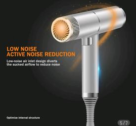 Lonic hair dryer