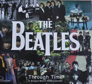 Calendrier des Beatles an 2000