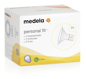 Medela Personal Fit Breast Shield 2pk (NEW)