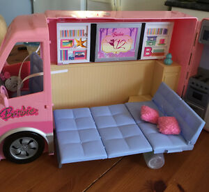 Barbie camper Cambridge Kitchener Area image 3