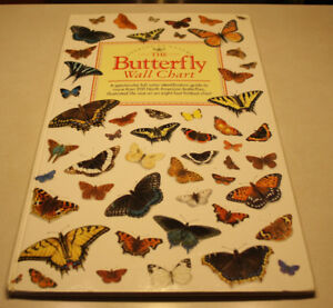 The Butterfly Wall Chart Book