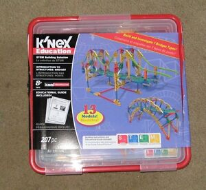 Educational Knex and Lego kits from Scholastic and Books