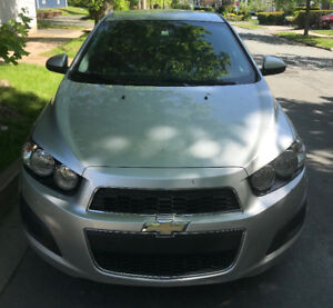 *NEW PRICE * 2012 4 Door Sedan Chevy Sonic
