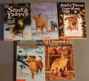 *BRAND NEW* Santa Paws Novel Series, Reading level 4 Kitchener / Waterloo Kitchener Area image 1