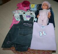 Girls 6-24 Months outfits $8.00