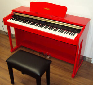 Digital Piano IDK600-RED BRAND NEW