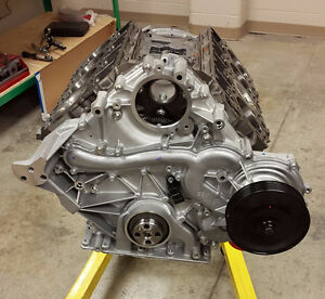 6.4L Ford Powerstroke (08-10) Diesel Engine - Short Block -Heads