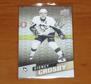 Tim Horton's Collectors Series 2015-2016 Sidney Crosby card
