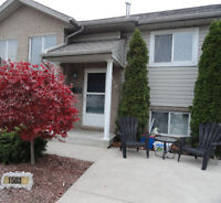 Tecumseh Townhome for rent - great location!