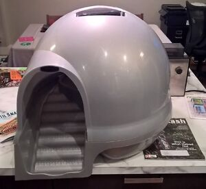 dome cover litter box