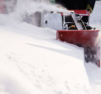 Snow Clearing Services - Fully Insured - Free Quotes