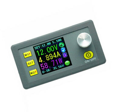 Dp 30v 5a Step Down Programmable Power Supply Constant Current Voltage Cc Cv Led