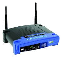 routeur Wifi Wireless WRT54GL v1.1 avec DD-WRT City of Montréal Greater Montréal Preview
