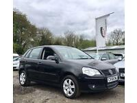 2008 58 VOLKSWAGEN POLO 1.4 MATCH 5D AUTO 79 BHP