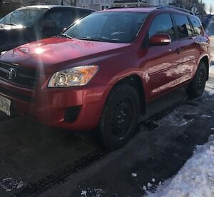 2010 Toyota RAV4 Base V6 3rd Row Seats Tow Package