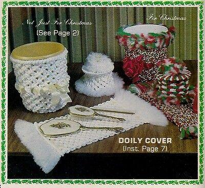Urlaub Zierdeckchen Korb Muster #1905 Knoten nur für Weihnachten Makramee