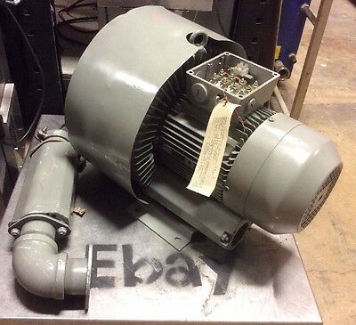 Siemens Elmo-g 2bh1510-1hk53 Regenerative Blower