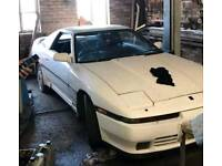 Toyota supra spare or repair