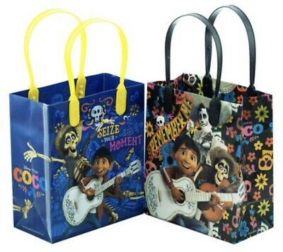 """Day Of The Dead Birthday (12 Pcs . """"COCO """" Day of the dead Birthday Party Favor Goody Loot)"""