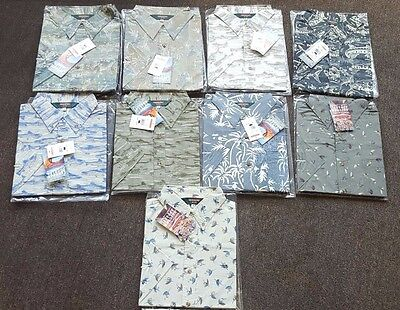 Redington Outdoor Apparel Short Sleeve Fishing Shirts MULTIPLE STYLES AND SIZES