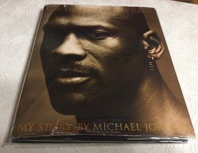 For the Love of the Game : My Story by Michael Jordan and Mark Vancil (1998,