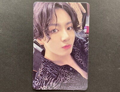 BTS-MAP OF THE SOUL ON:E DVD OFFICIAL PHOTO CARD JUNGKOOK
