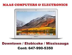 Macbook Air,Core i7-1.7Ghz, RAM - 8_GB 256_GB storage - 2014 Model - Comes with Pre installed softwares