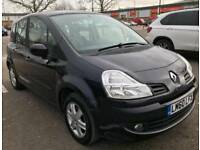 60 Plate 2010 *PURPLE * Renault Grand Modus - Only 33k Full Service History, 1 Lady Owner from New