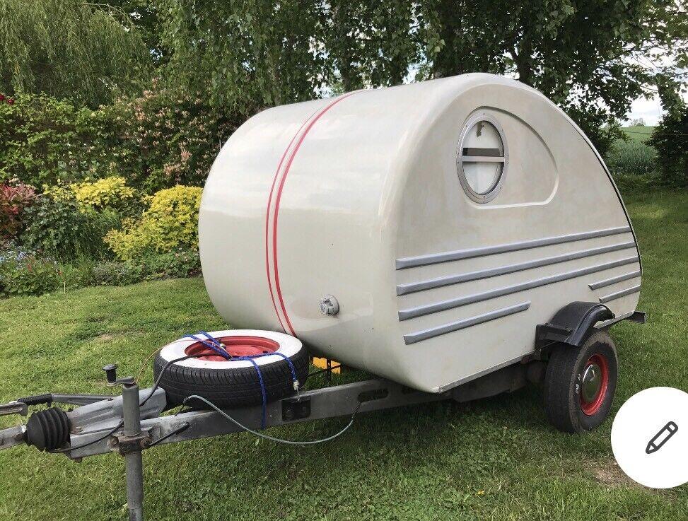 Vintage teardrop trailer | in Ipswich, Suffolk | Gumtree