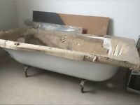Brand new steel bath 1700mm x 700mm