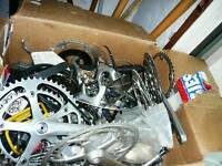 Bike parts wanted