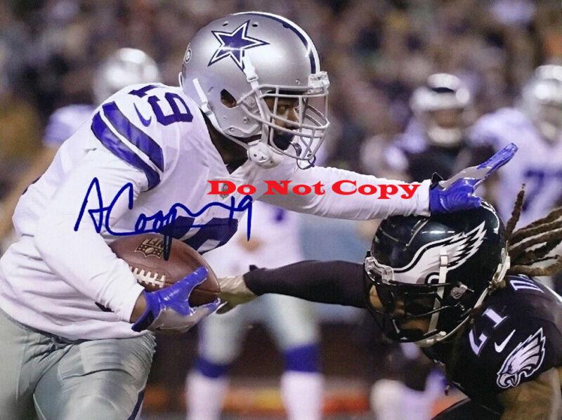 Dallas Cowboys Amari Cooper Signed Autographed 8x10 Photo Reprint