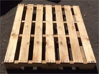 Yankee pallets 1210x1100mm DELIVERY AVAILABLE