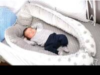 Baby cocoon bed