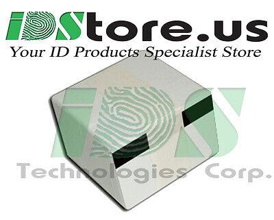 100 Blank White Pvc Cards Cr80 30 Mil Gq 3-tracks Hico 2750 Magnetic Stripe