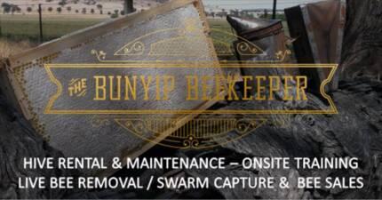 The Bunyip Beekeeper Bunyip Cardinia Area Preview
