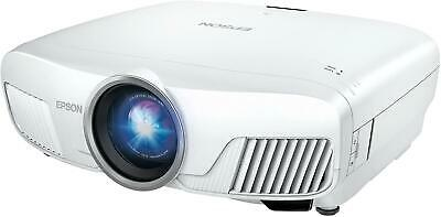 Epson Home Cinema 4000 3LCD With 4k UHD Enhancement HDR10 Projector 3D White