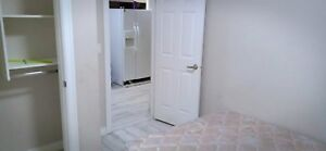 Space available in double room basement